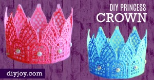 How to Make an Adorable DIY Princess Crown