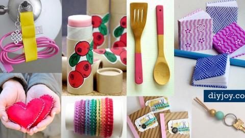 46 DIY Stocking Stuffer Ideas | DIY Joy Projects and Crafts Ideas