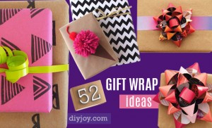 52 Insanely Clever Gift Wrapping Ideas You'll Love!