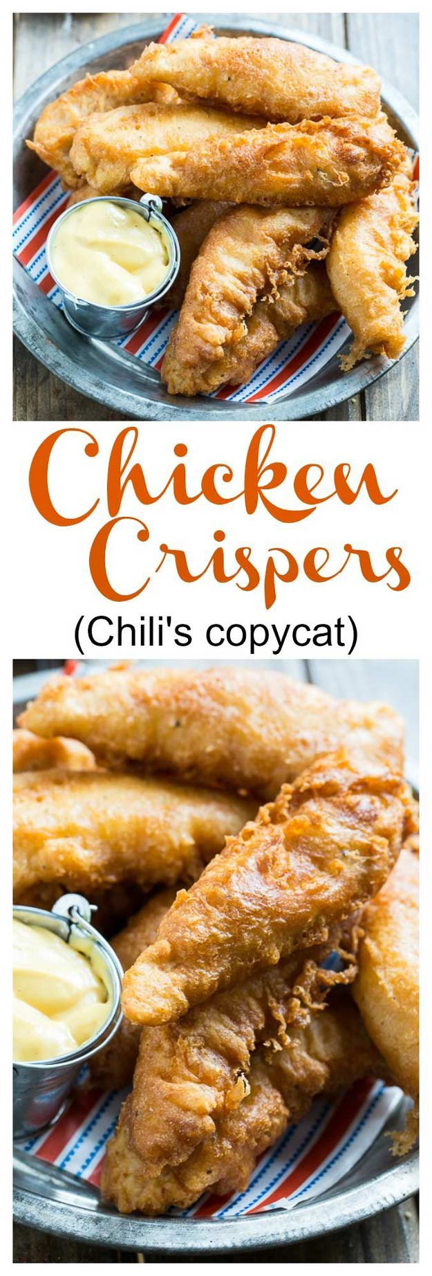 Copycat Recipes From Top Restaurants. Best Recipe Knockoffs from Chipotle, Starbucks, Olive Garden, Cinabbon, Cracker Barrel, Taco Bell, Cheesecake Factory, KFC, Mc Donalds, Red Lobster, Panda Express | Chicken Crispers Chilis Copycat #recipes #copycatrecipes