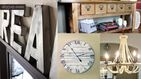 52 DIY Furniture Store Knock Offs | DIY Joy Projects and Crafts Ideas