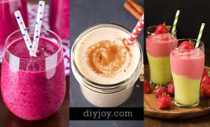 31 Healthy Smoothie Recipes