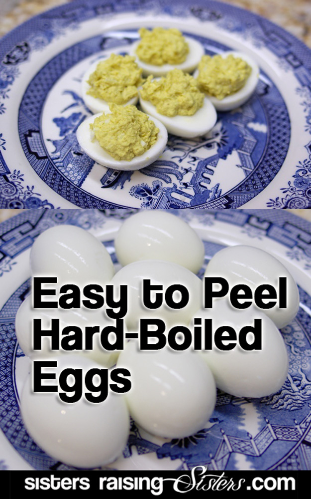 Coolest Cooking Hacks, Tips and Tricks for Easy Meal Prep, Recipe Shortcuts and Quick Ideas for Food | Make Easy to Peel Hard-Boiled Eggs