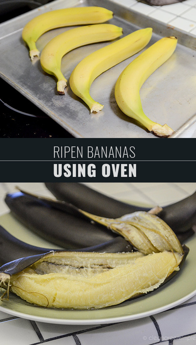 Coolest Cooking Hacks, Tips and Tricks for Easy Meal Prep, Recipe Shortcuts and Quick Ideas for Food |  Ripen Bananas In The Oven  | http://cooking-tips-diy-kitchen-hacks
