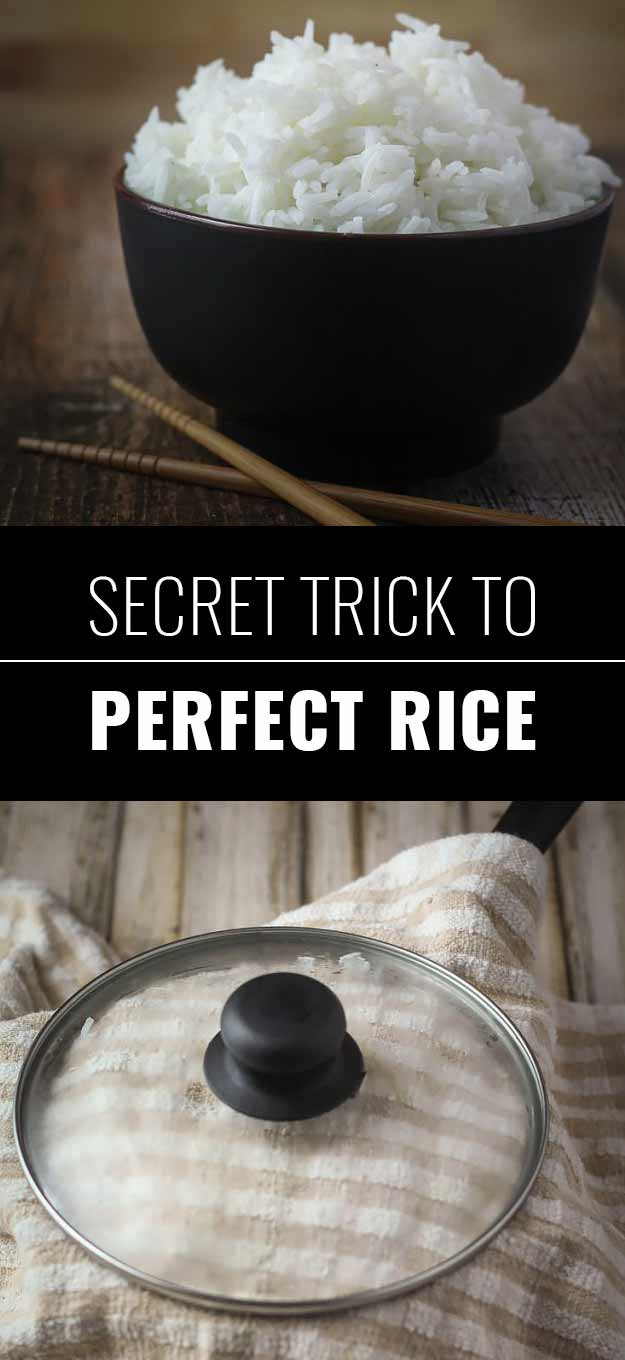 Coolest Cooking Hacks, Tips and Tricks for Easy Meal Prep, Recipe Shortcuts and Quick Ideas for Food | Secret Trick To Perfect Rice