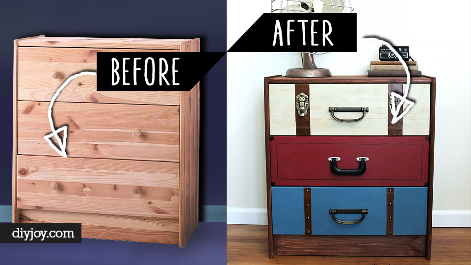 36 Life Changing Diy Furniture Makeovers