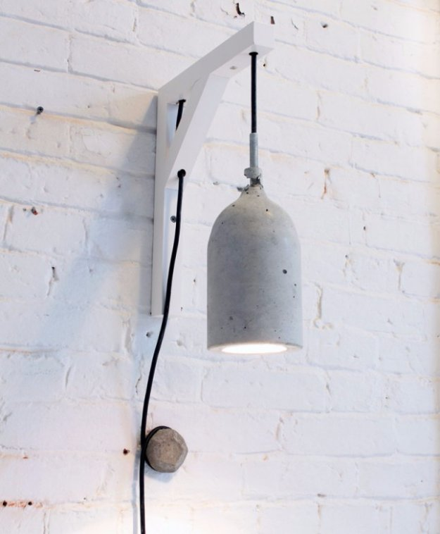 43 diy concrete crafts and projects