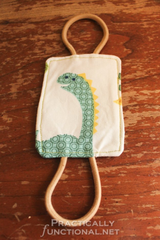 DIY Baby Gifts - DIY Nursery Door Latch Cover - Homemade Baby Shower Presents and Creative, Cheap Gift Ideas for Boys and Girls - Unique Gifts for the Mom and Dad to Be - Blankets, Baskets, Burp Cloths and Easy No Sew Projects #diybaby #babygifts #babyshower