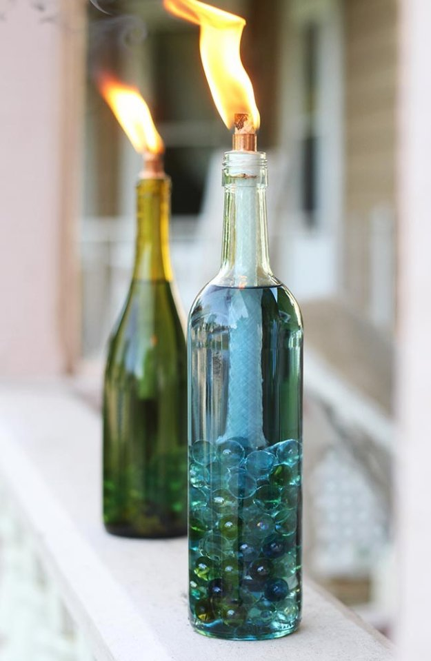 Wine Bottle DIY Crafts DIY Wine