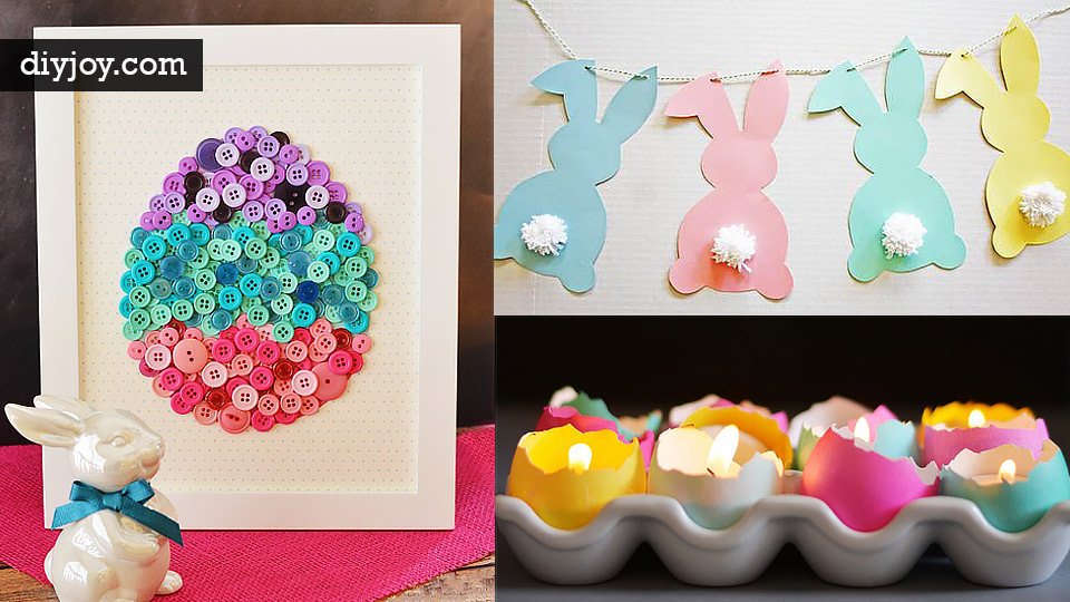 Diy easter decorations you need right now