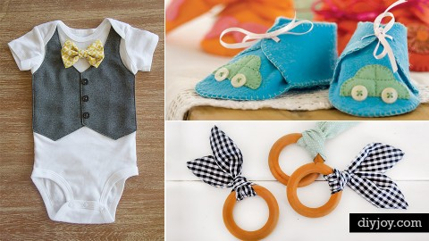 42 Fabulous DIY Baby Shower Gifts | DIY Joy Projects and Crafts Ideas