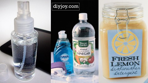 41 DIY Homemade Cleaner Recipes   DIY Joy Projects and Crafts Ideas