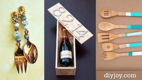 37 Expensive Looking DIY Wedding Gifts | DIY Joy Projects and Crafts Ideas