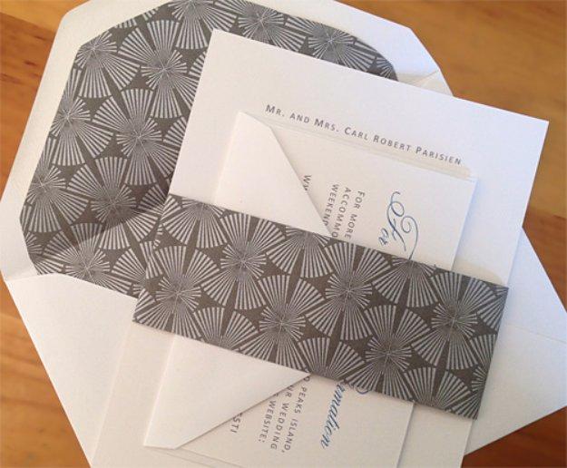 DIY Wedding Invitiations - Elegant DIY Invitation using Microsoft Word - Templates, Free Printables and Wording   Tutorials for Unique, Rustic, Elegant and Vintage Homemade Invites #weddinginvitations #diyweddings