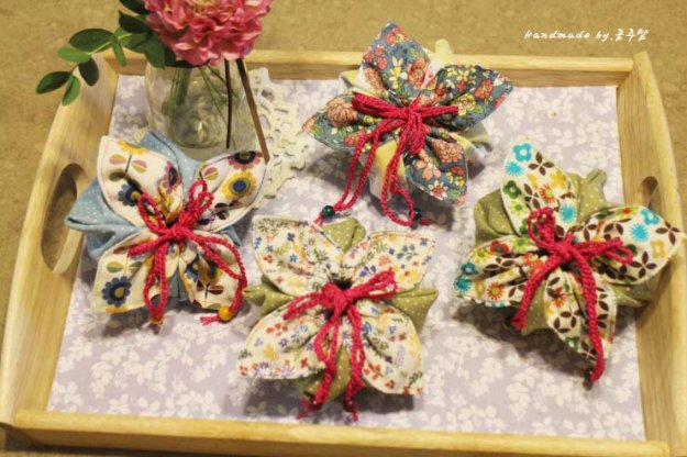 Easy Gifts to Sew for Friends - DIY Christmas Gifts Sewing Projects -Fabric Gift Pouch Tutorial