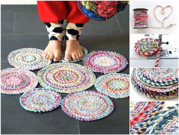 49 Crafty Ideas For Leftover Fabric Scraps