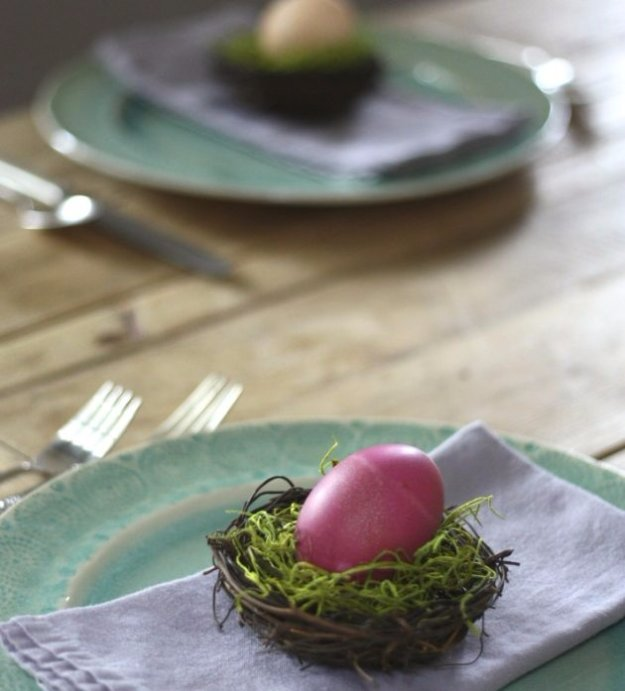 Easter Egg Decorating Ideas - Natural Mason Jar Egg Dyes - Creative Egg Dye Tutorials and Tips - DIY Easter Egg Projects for Kids and Adults