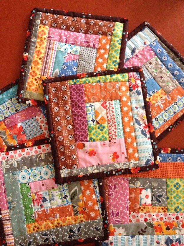 49 Crafty Ideas for Leftover Fabric Scraps - DIY Joy