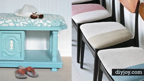 40 Incredible Chalk Paint Furniture Ideas | DIY Joy Projects and Crafts Ideas