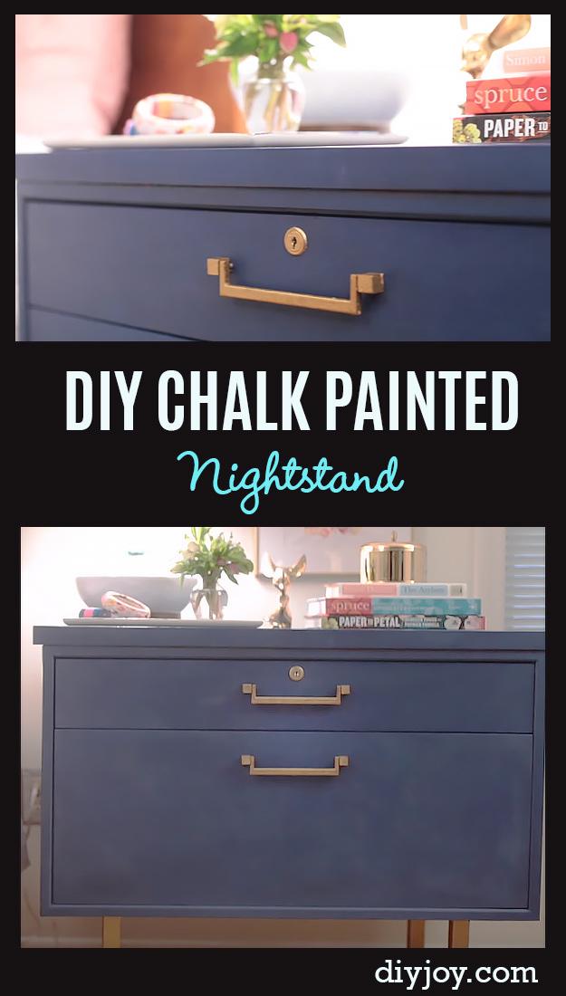 Nightstand Painting Ideas