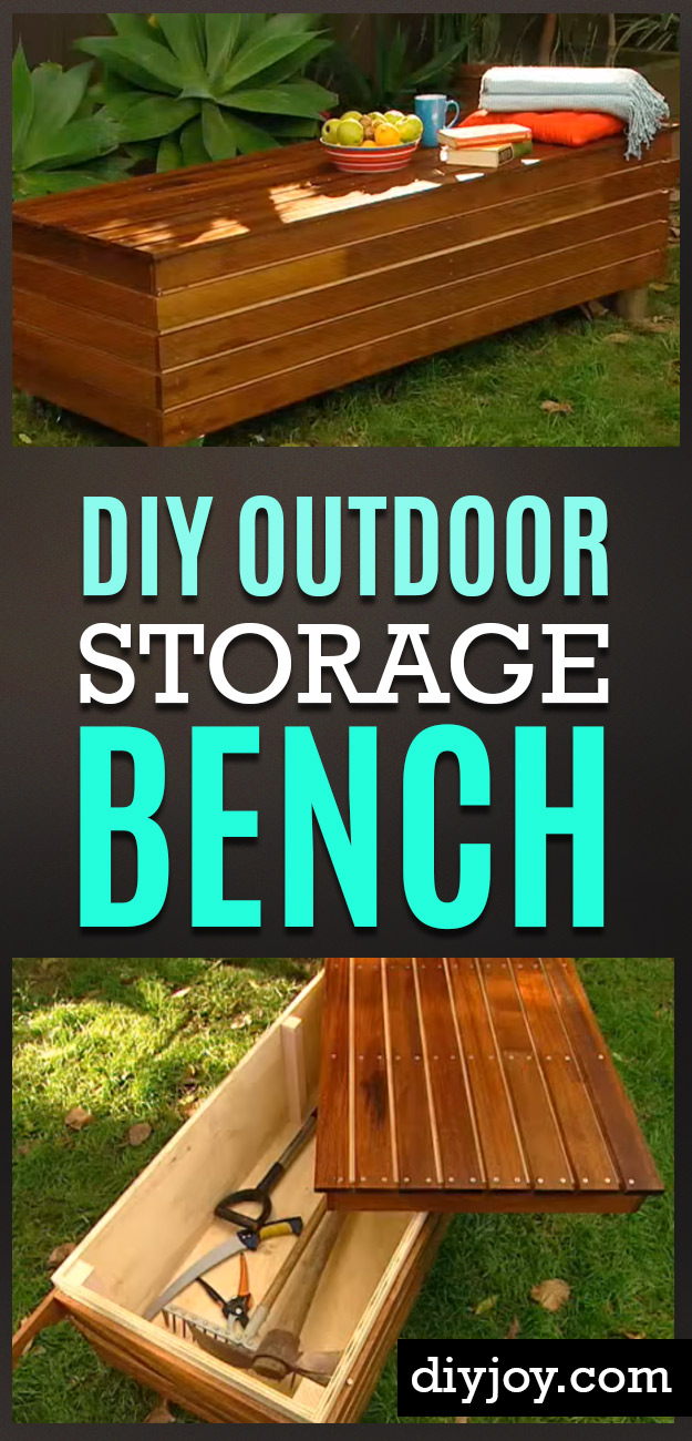 29 Awesome Diy Projects To Make Backyard And Patio More Fun: 41 Cool DIYs To Get Your Backyard Ready For Summer