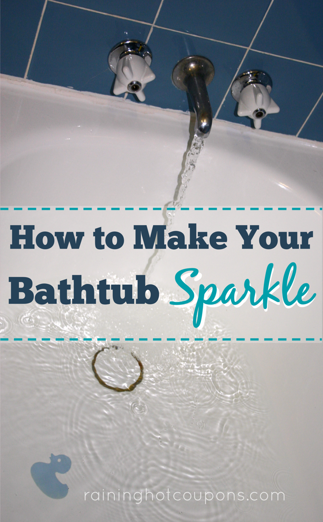 Cleaning Tips and Hacks To Keep Your Home Sparkling. Make Your Bathtub Sparkle - Clever Ways to Make DYI Cleaning Easy. Bedroom, Bathroom, Kitchen, Garage, Floors, Countertops, Tub and Shower, Til, Laundry and Clothes