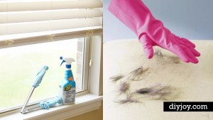 40 Brilliant Cleaning Tips To Keep The Home Sparkling