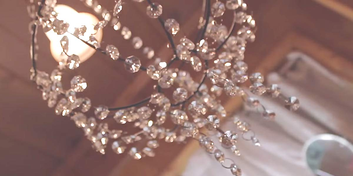Amazingly inexpensive beaded chandelier that is sure to impress mozeypictures Image collections