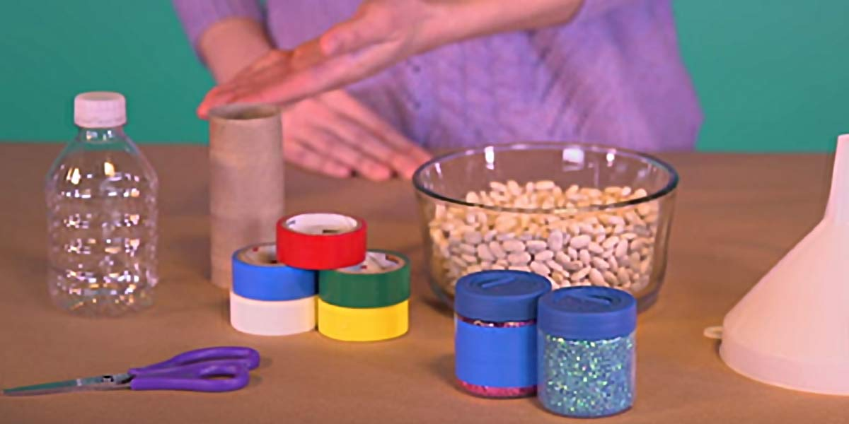 diy maracas cool kids craft to make at home cheap and easy