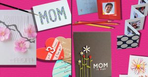 31 DIY Mother's Day Cards