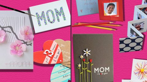 31 DIY Mother's Day Cards | DIY Joy Projects and Crafts Ideas