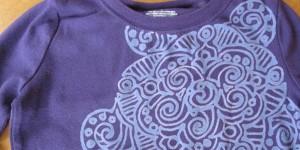 Stunning T-Shirt Design Using a Bleach Pen!