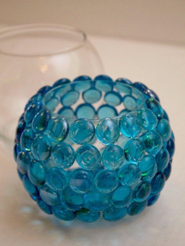 Creative Glass Bead Vase Diy Joy