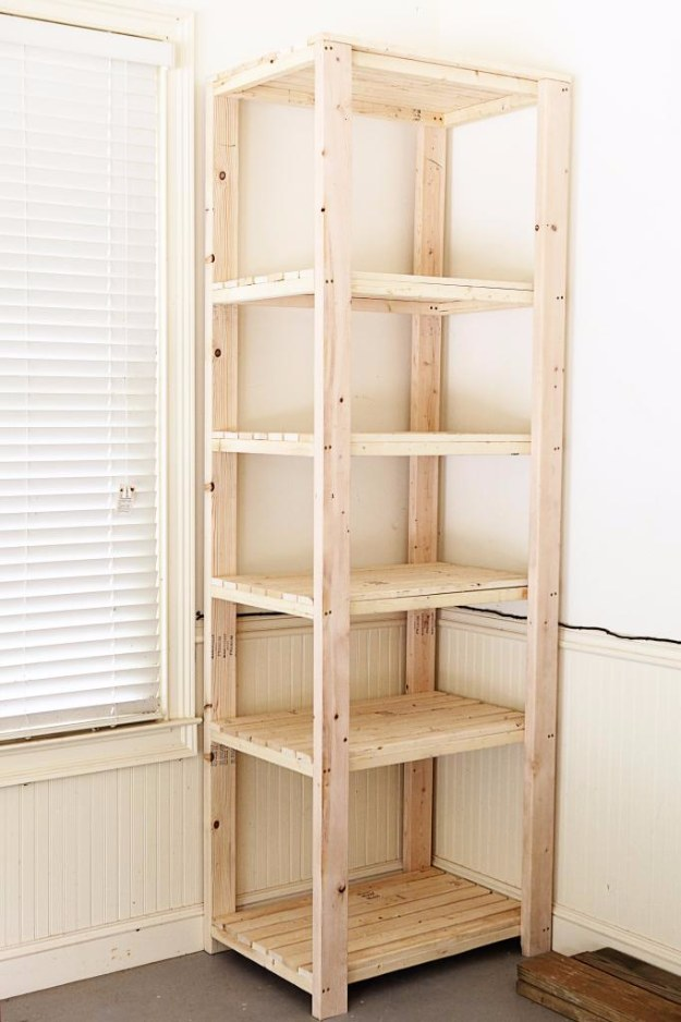 DIY Projects Your Garage Needs -DIY Garage Storage Towers - Do It Yourself Garage Makeover Ideas Include Storage, Organization, Shelves, and Project Plans for Cool New Garage Decor #diy #garage #homeimprovement