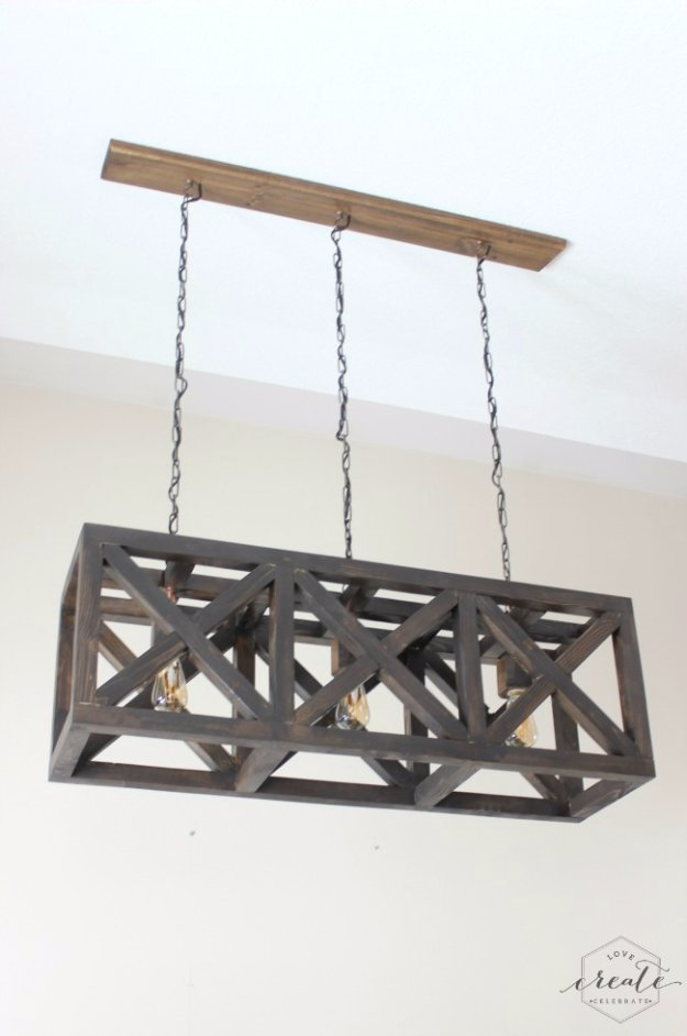DIY Dining Room Decor Ideas - DIY Industrial Pendant Light - Cool DIY Projects for Table, Chairs, Decorations, Wall Art, Bench Plans, Storage, Buffet, Hutch and Lighting Tutorials
