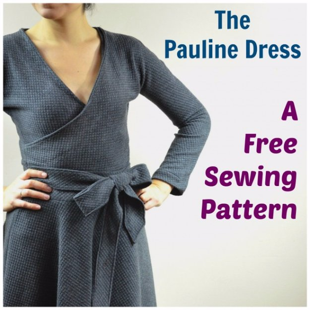DIY Sewing Projects for Women - DIY Pauline Dress.jpe - How to Sew Dresses, Blouses, Pants, Tops and Fashion. Step by Step Tutorials and Instructions #sewing #fashion