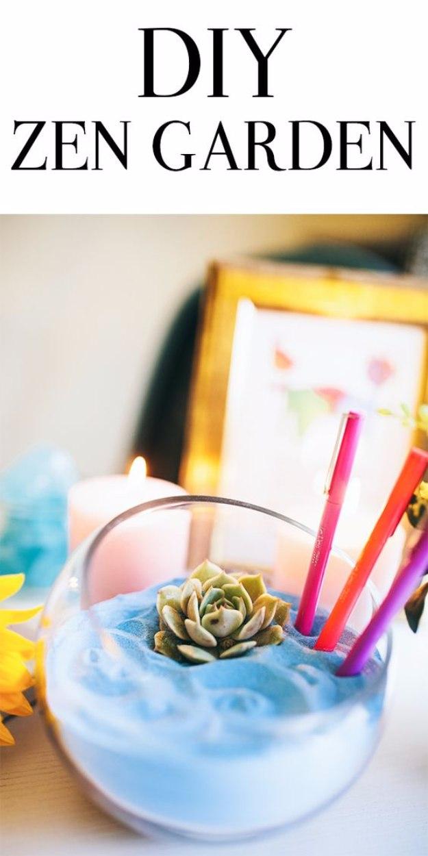 diy home office decor ideas easy diy home office zen garden do it yourself - Diy Office Decor