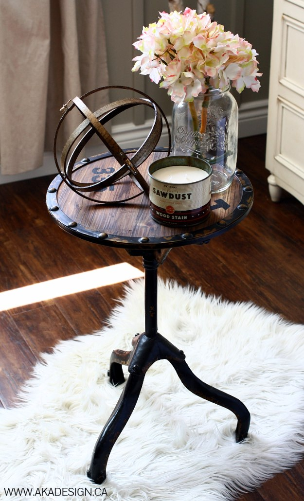 DIY Home Office Decor Ideas - Embroidery Hoop Orbs - Do It Yourself Desks, Tables, Wall Art, Chairs, Rugs, Seating and Desk Accessories for Your Home Office #office #diydecor #diy
