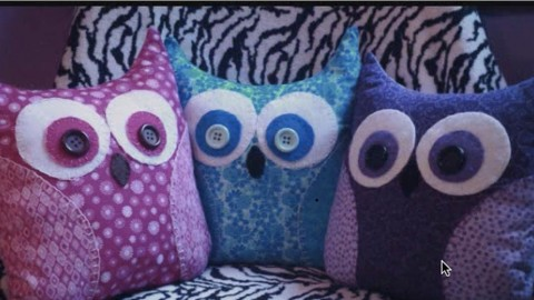 Make These DIY Wide Eyed Owls | DIY Joy Projects and Crafts Ideas