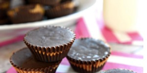 Delicious Three Ingredient Peanut Butter Cups Are So Easy to Make!