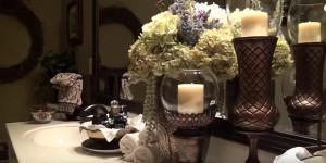 Elegant DIY Pier 1 Inspired Candle Holder Is So Easy & Lovely!