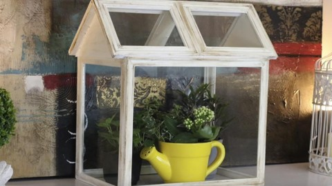 DIY Dollar Store Pottery Barn Inspired Terrarium! | DIY Joy Projects and Crafts Ideas