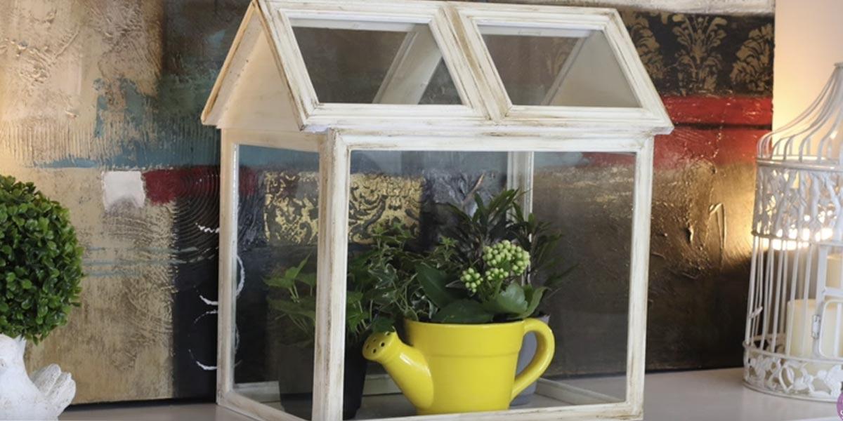 Diy Dollar Store Pottery Barn Inspired Terrarium