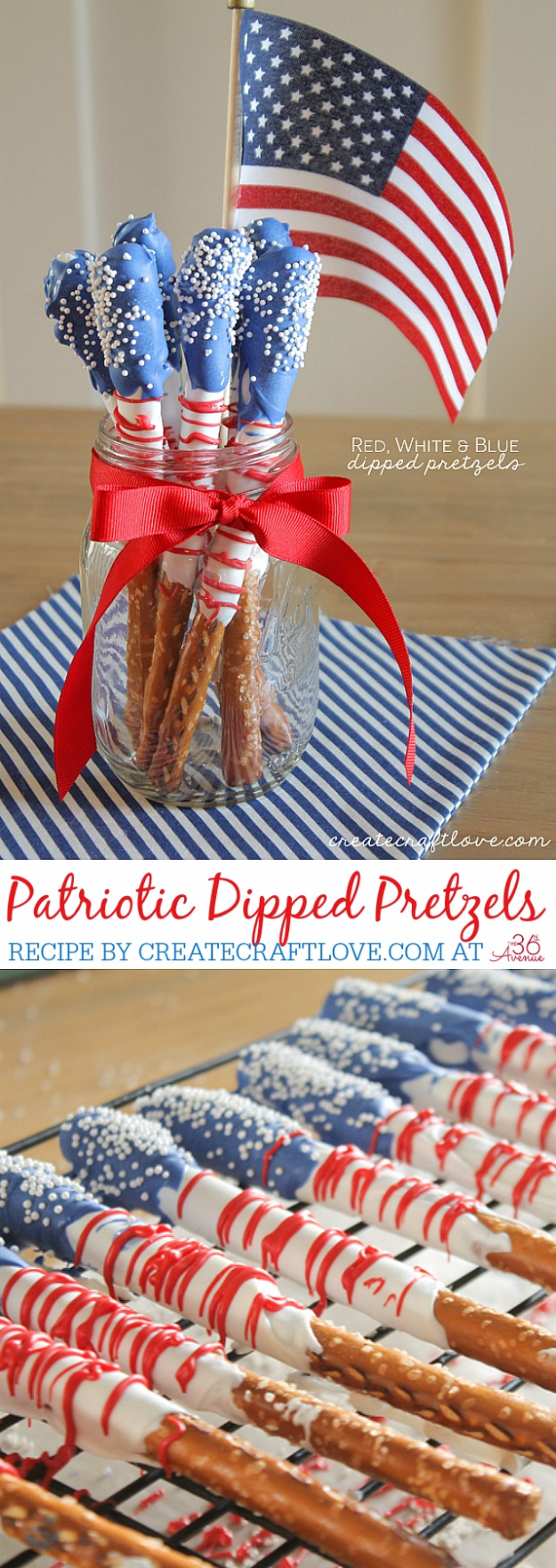 35 awesome 4th of july party ideas for Fourth of july party dessert ideas