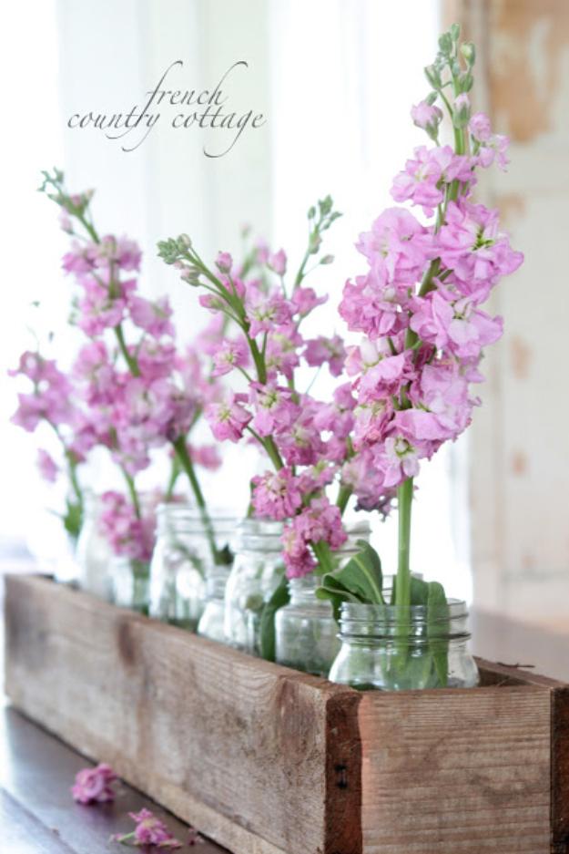 4 Simple Rustic Farmhouse Living Room Decor Ideas: 41 Incredible DIY Farmhouse Decor Ideas