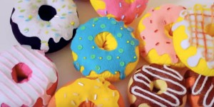 How to Make Sock Donuts