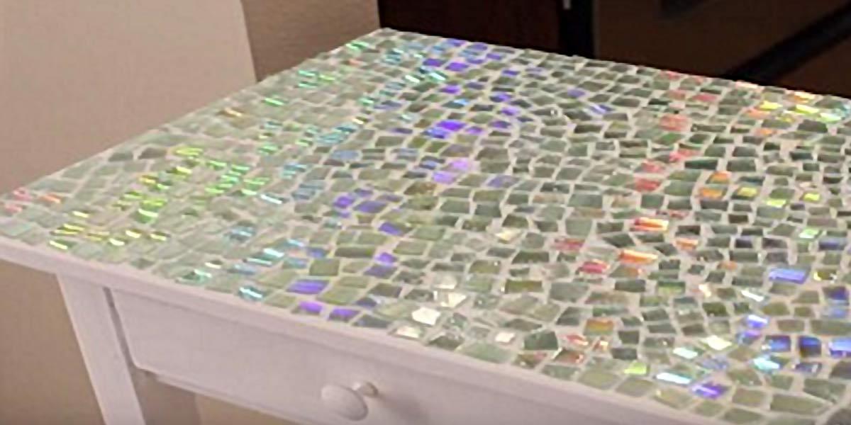 Ravishing Repurposed Table That Catches The Eye Easy