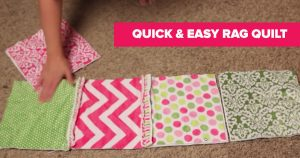 Learn How to Make A Rag Quilt