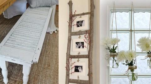 38 DIY Living Room Decor Ideas | DIY Joy Projects and Crafts Ideas