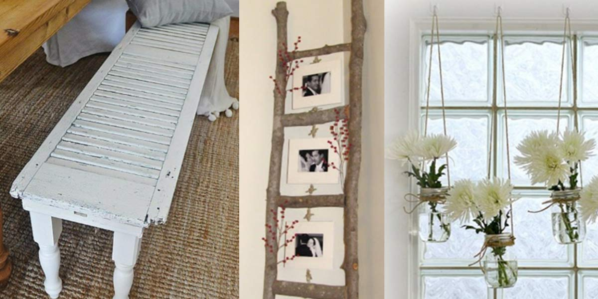 38 Brilliant DIY Living Room Decor Ideas